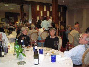 The Paul Bouchard dinner at Hotel l'Atlantic in May 2006