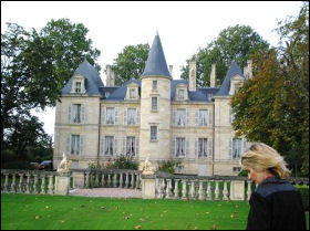 The splendour of Château Pichon-Longueville Lalande in Pauillac